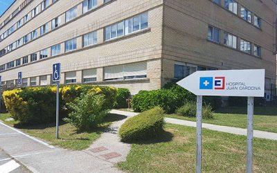 Ribera assumes management of the Juan Cardona de Ferrol Hospital from now