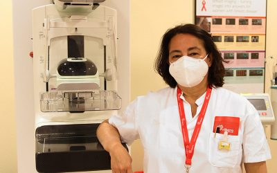 The Ribera group's Breast Department coordinates the healthcare and scientific activity of over 50 specialists in order to evaluate each case of breast cancer.